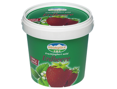 Joghurt Strawberry